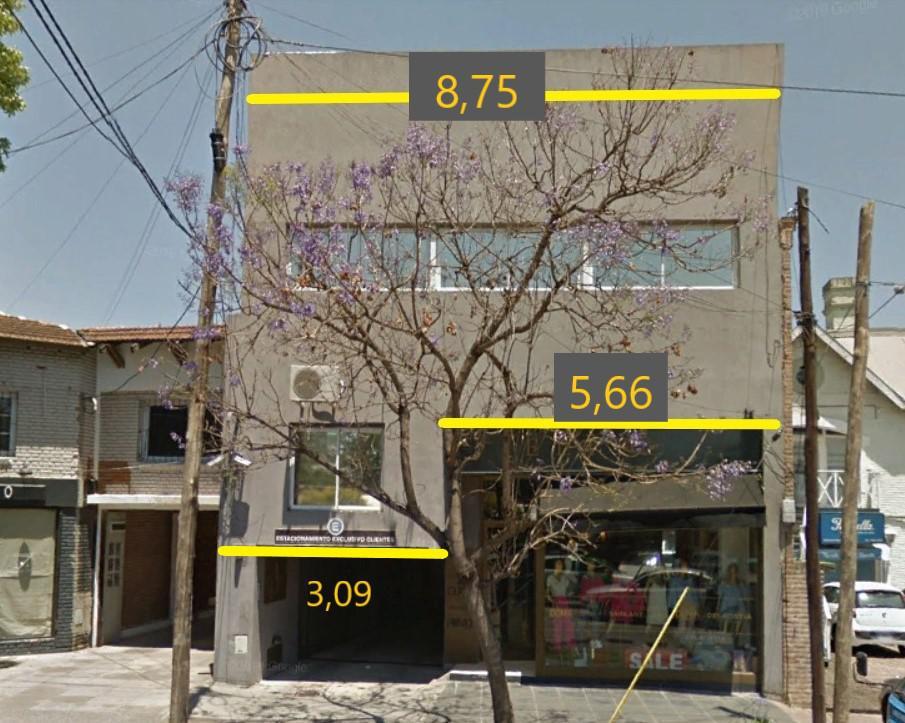 Foto Oficina en Alquiler en  Las Lomas de San Isidro,  San Isidro  Blanco Encalada 50