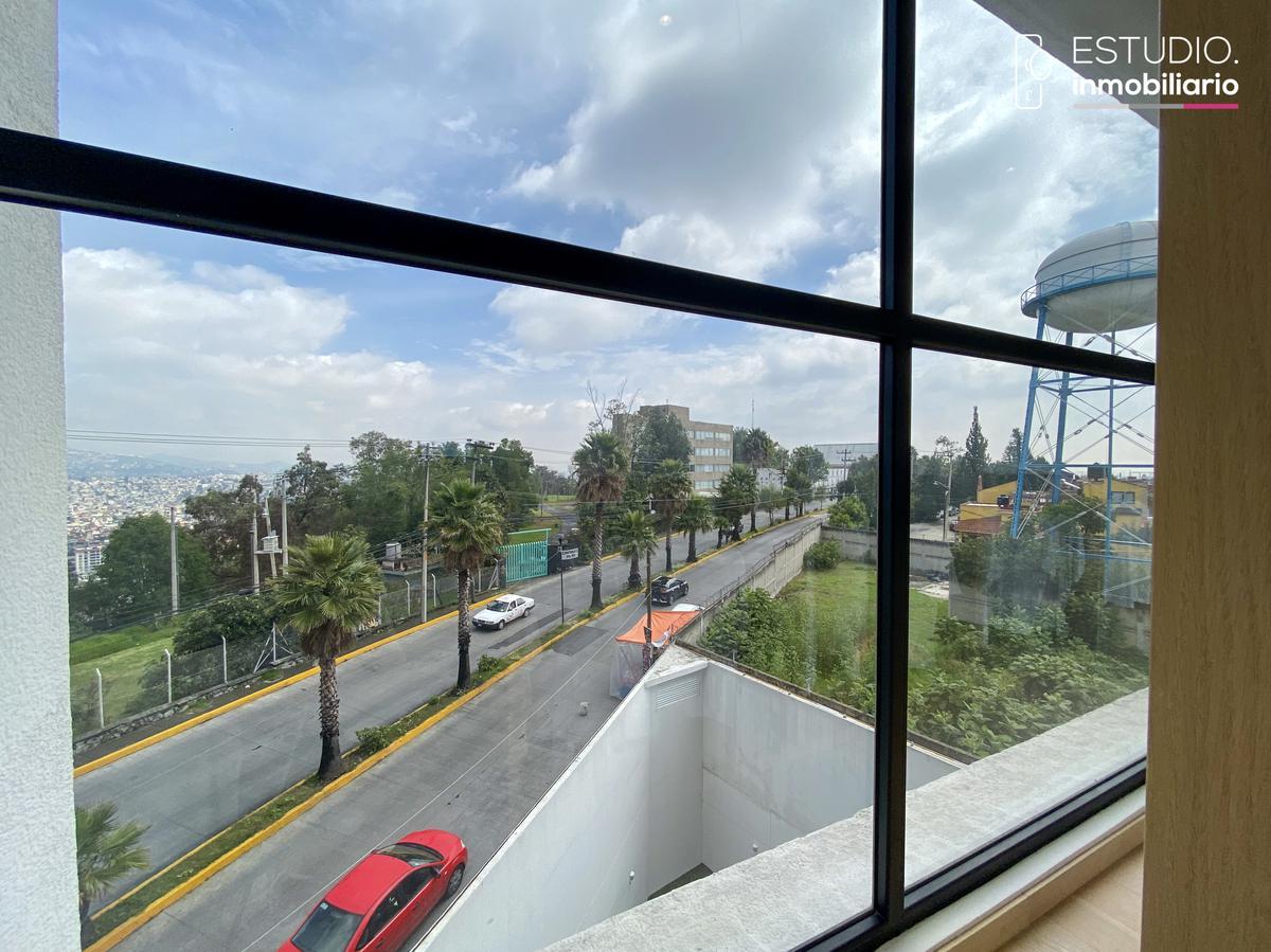 Foto Departamento en Renta en  Bosques de la Herradura,  Huixquilucan  DEPARTAMENTO EN RENTA BOSQUES DE LA HERRADURA. seguridad, luminoso, areas comunes.