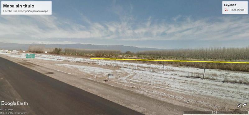 Foto Farms en Venta en  Capdevilla,  Las Heras  Ruta 40 S/N