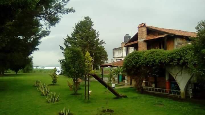 Foto Quinta en Venta en  Bóximo,  Jiquipilco  Los Corrales Ex Hacienda de Boximó