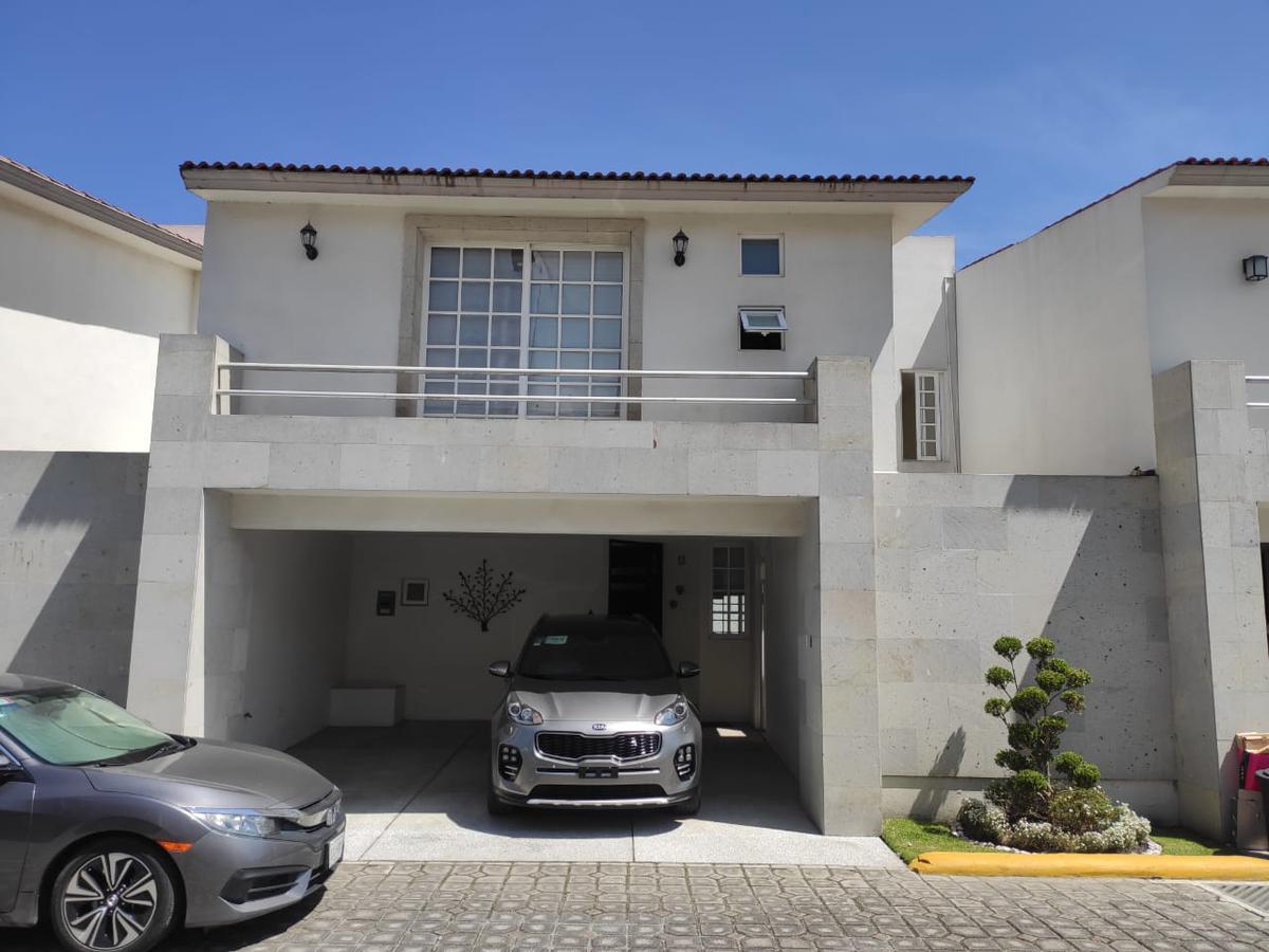 Foto Casa en condominio en Renta en  Fraccionamiento La Asunción,  Metepec  Amplia Casa en Renta en Residencial La Joya en Paseo de la Asunción Metepec