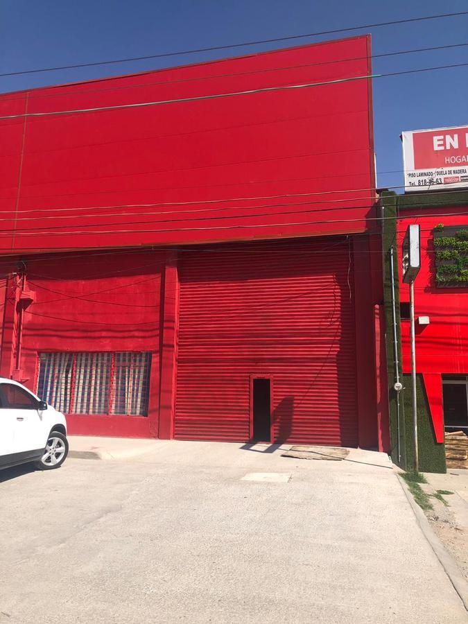 Foto Bodega Industrial en Renta en  San Luis Rey,  San Luis Potosí  BODEGA EN RENTA EN SALVADOR NAVA, SAN LUIS POTOSI