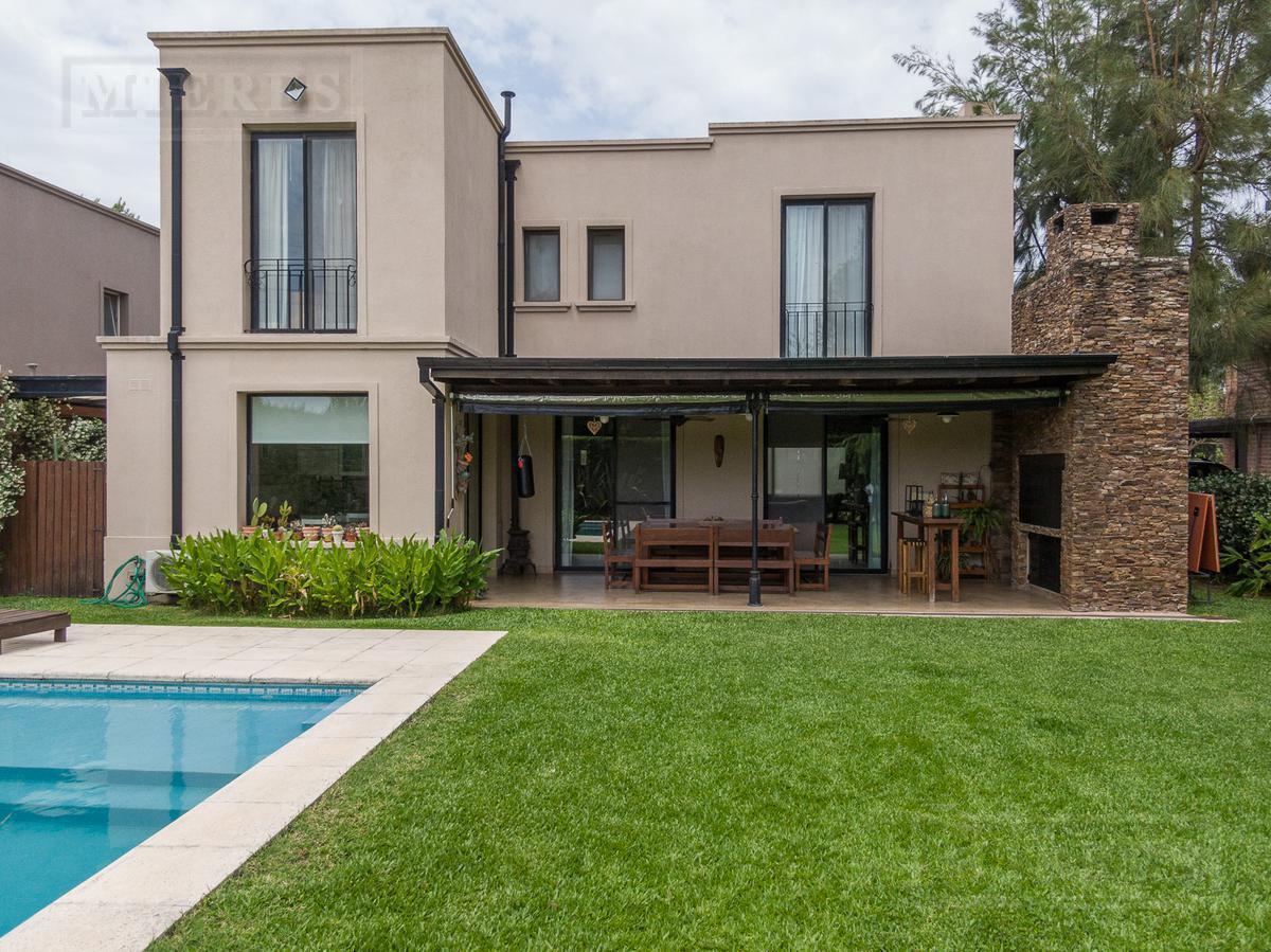 Foto Casa en Venta en  La Laguna,  Rincon de Milberg  La Laguna, lote 6