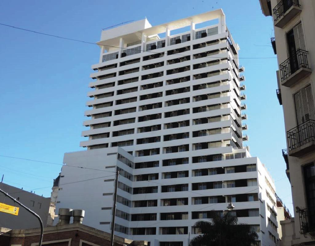 Foto Departamento en Alquiler temporario en  Centro (Capital Federal) ,  Capital Federal  bartolome mitre y uruguay