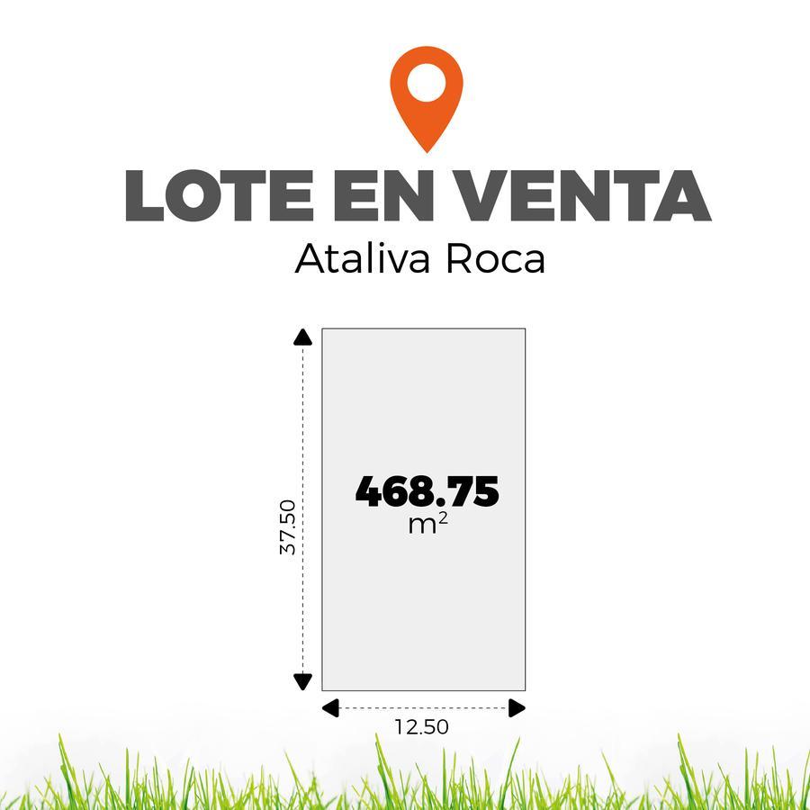 Foto Terreno en Venta en  Ataliva Roca,  Utracan  Rondeau e/ Independencia y 9 de Julio