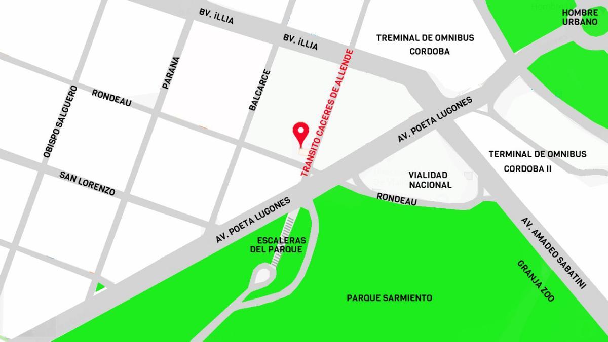 Foto Departamento en Venta en  Nueva Cordoba,  Capital  Tránsito Caseres de Allende al 454