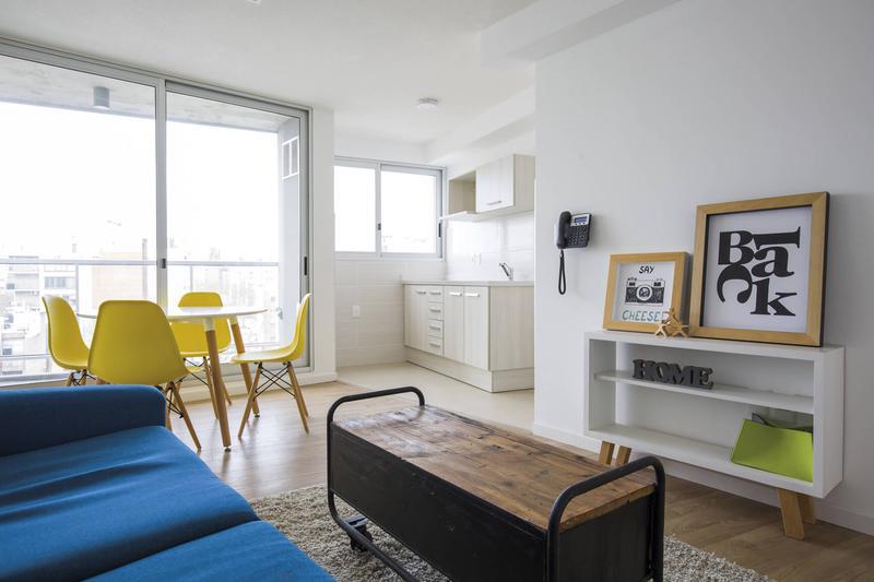 Foto Departamento en Venta en  Cordón ,  Montevideo  Un 603 - Apartamento 3 Dormitorios en Venta con  garage. Ocupa ya