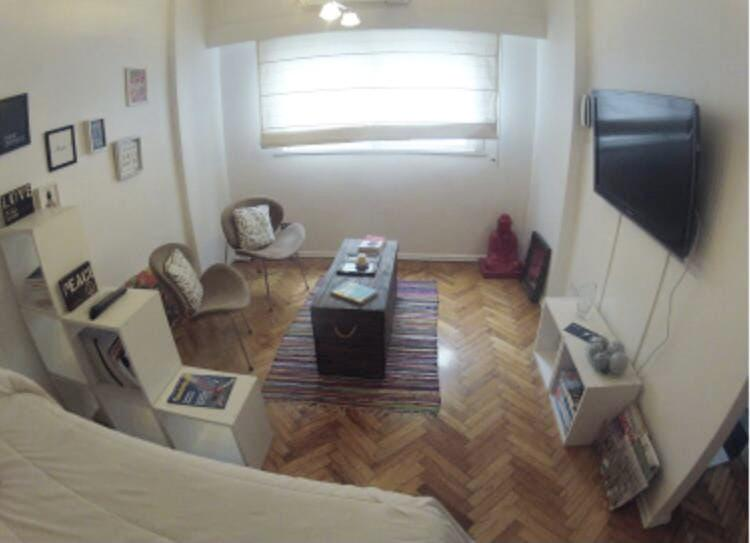 Foto Departamento en Alquiler temporario en  Palermo ,  Capital Federal  Sinclair al 3200