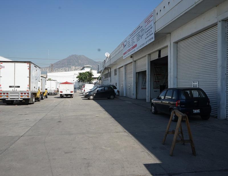 Foto Local en Renta en  San Pedro Xalostoc,  Ecatepec de Morelos  BODEGA EN SAN PEDRO DE XALOSTOC BR 005