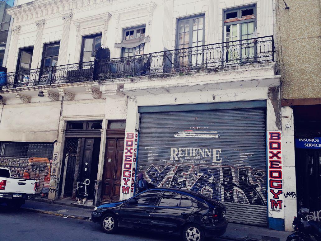 Foto Terreno en Venta en  San Nicolas,  Centro (Capital Federal)  Juan Domingo Peron 1100