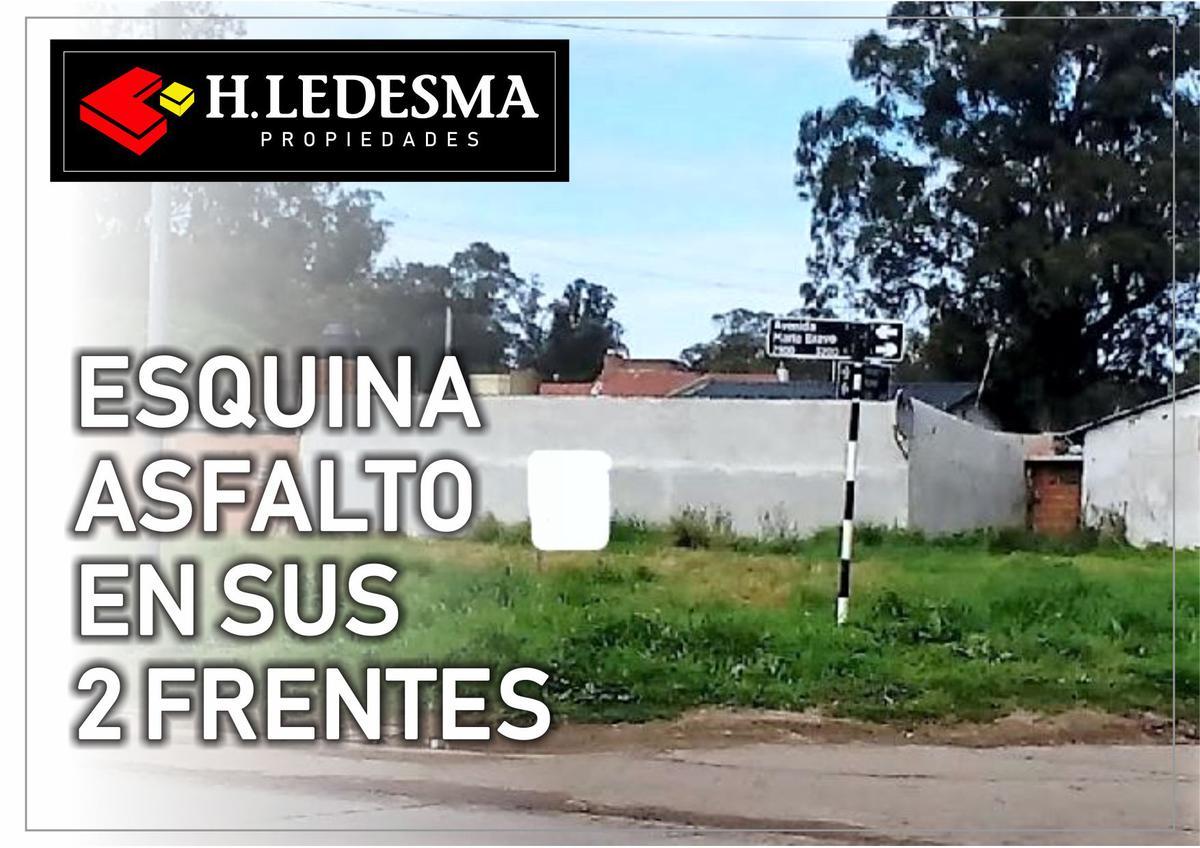 Foto Terreno en Venta en  Bosque Peralta Ramos,  Mar Del Plata  AV MARIO BRAVO Y PESQUERA