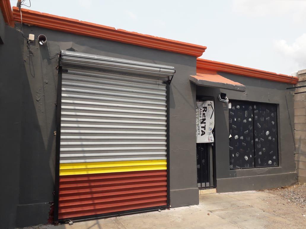 Foto Local en Renta en  Fraccionamiento Los Viñedos,  Hermosillo  SE RENTA LOCAL COMERCIAL AL NORPONIENTE DE HERMOSILLO