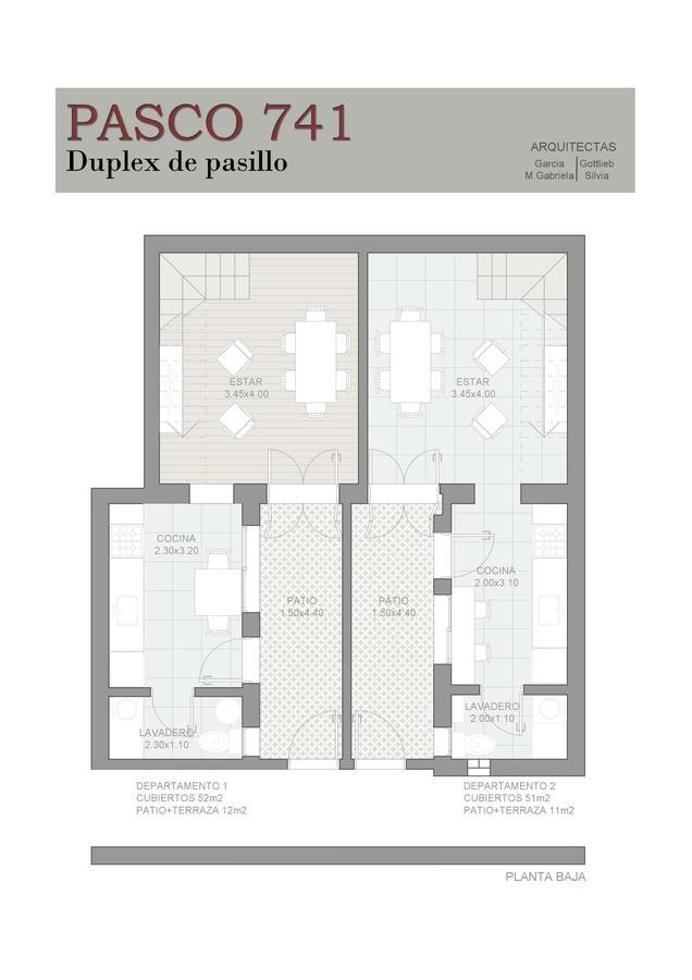 Foto Departamento en Venta en  Rosario ,  Santa Fe  Pasco 741