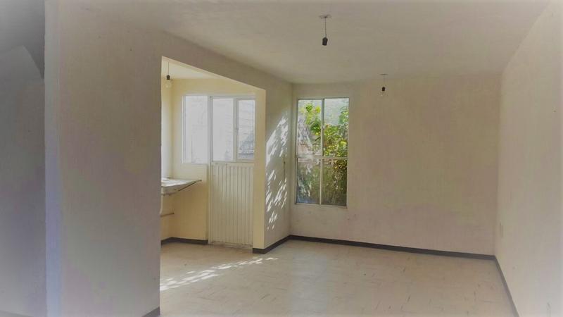 Foto Casa en condominio en Venta en  San Francisco Tlalcilalcalpan,  Almoloya de Juárez  Casa en venta   Geovillas  El Nevado  Zinacantepec,