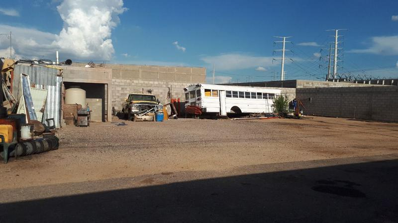 Foto Terreno en Venta |  en  Parque industrial Microparque Industrial,  Hermosillo  TERRENO MICROPARQUE BLVD. PROGRESO