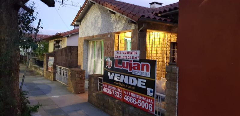 Foto Casa en Venta en  Mataderos ,  Capital Federal  Barrio Naón Casa en Molina entre Schmidl y Pizarro