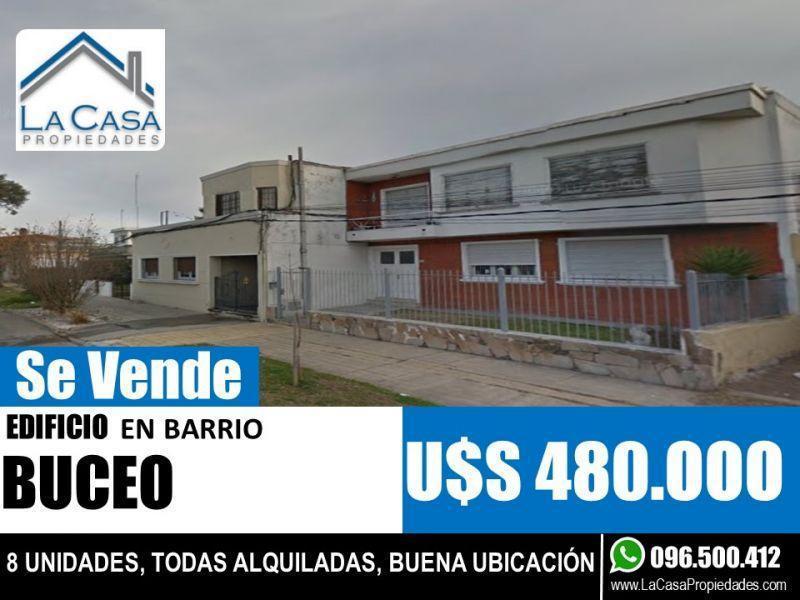 Foto Edificio Comercial en Venta en  Buceo ,  Montevideo  ANZANI 1700