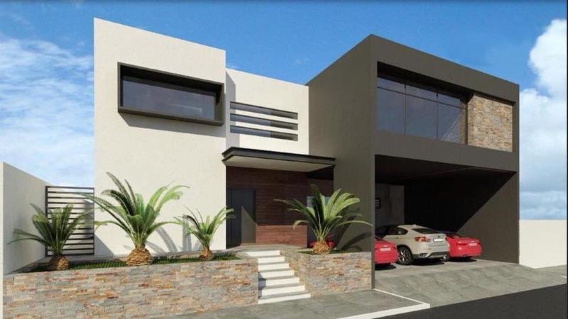 Foto Casa en Venta en  Carolco,  Monterrey  Casa en Venta en Fracc. Carolco-Zona Carretera Nacional (LJGC)