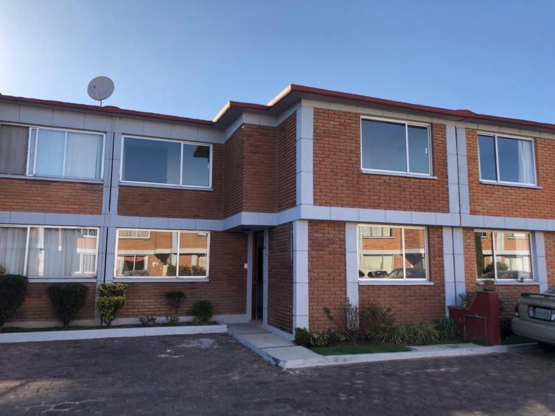 Foto Casa en condominio en Renta en  San Agustín,  Metepec  CASA EN RENTA, VILLAS SAN AGUSTIN, METEPEC