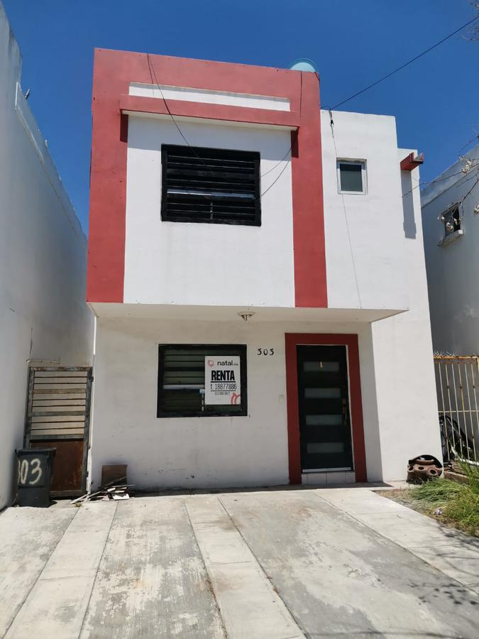 Foto Casa en Renta en  Privada la Castaña,  Apodaca  Privada La Castaña