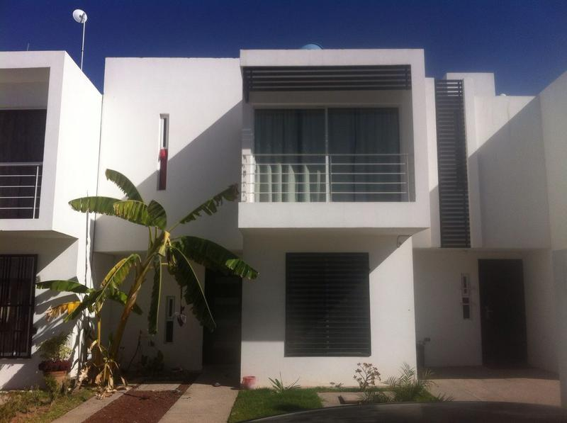Foto Casa en Renta en  Pozos Residencial,  San Luis Potosí  CASA AMUEBLADA EN RENTA EN POZOS RESIDENCIAL, SAN LUIS POTOSI
