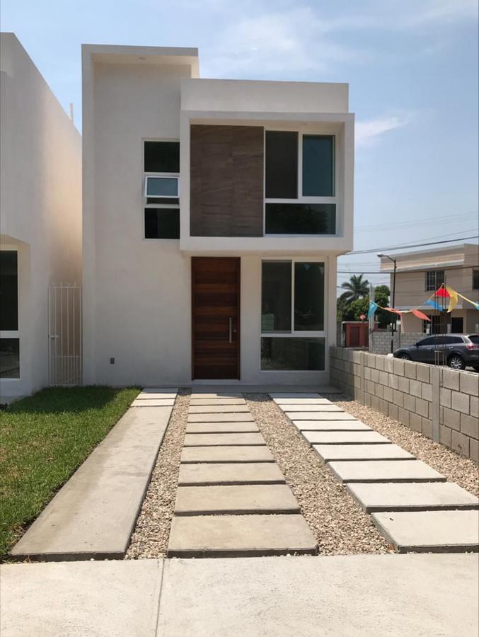 Foto Casa en Venta |  en  Fraccionamiento Jardines de Champayan,  Tampico  Casa nueva en Venta Tampico Jardines de Champayán