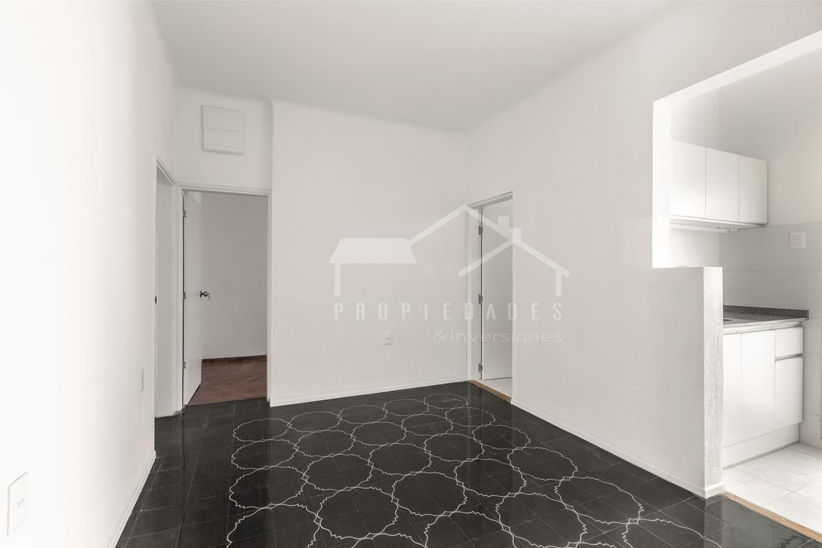 Foto Apartamento en Alquiler en  La Blanqueada ,  Montevideo  Monte Caseros al 2900
