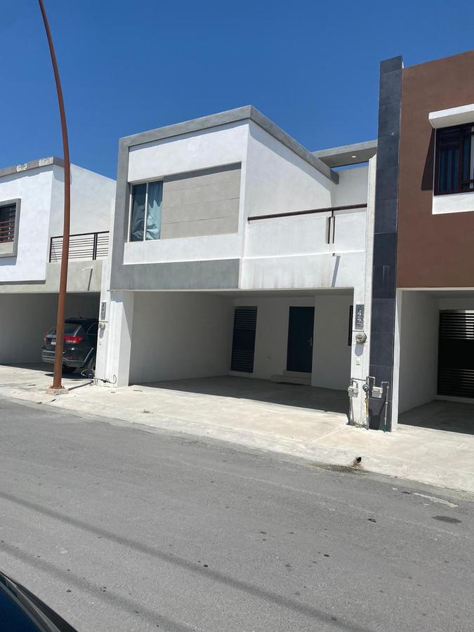 Foto Casa en Renta en  Almeria,  Apodaca  Fracc. Almeria