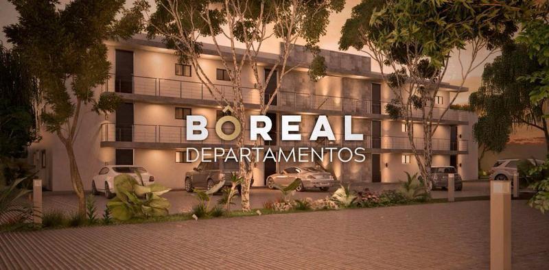 Foto Departamento en Venta en  Pueblo Temozon Norte,  Mérida  BOREAL, DEPARTAMENTOS EN PRIVADA NORDEN 48, TEMOZÓN NORTE