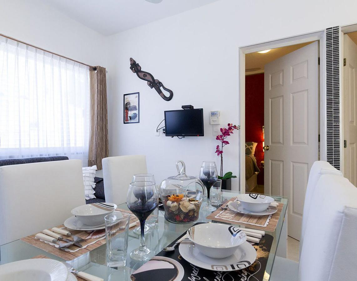 Picture Apartment in Temporary rent in  Playa del Carmen,  Solidaridad  For rent apartment in Playa del Carmen at Palmeira on the beach Luxury | Code 369