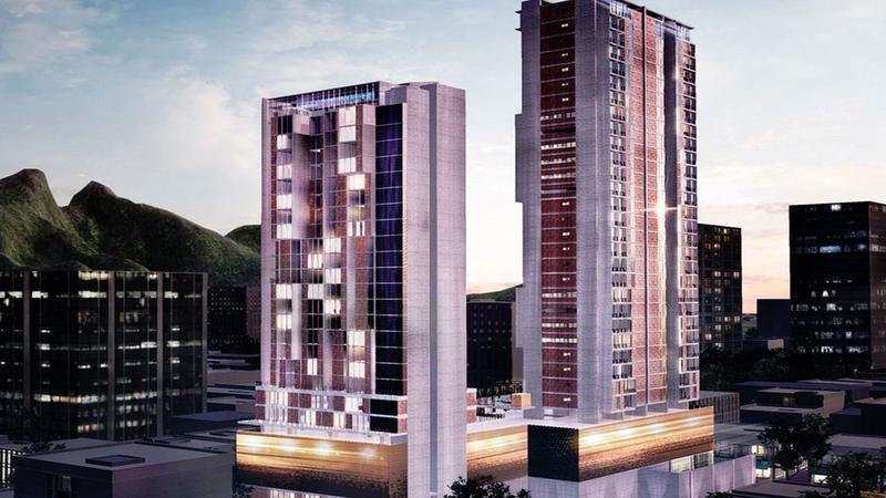 Foto Departamento en Venta en  Centro,  Monterrey          DEPARTAMENTOS PREVENTA CENTRO MONTERREY N L $2,241,445