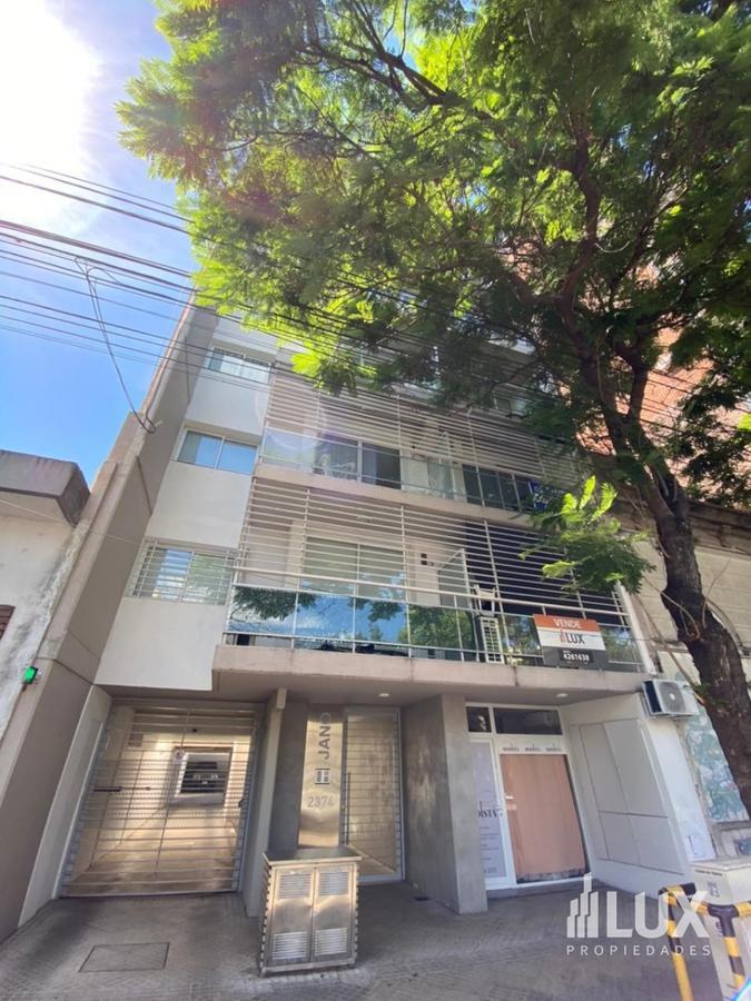 Departamento en venta tipo Monoambiente con balcón  - Pichincha