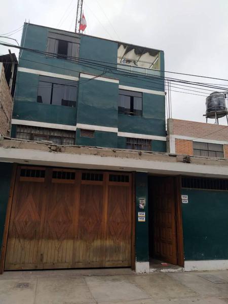 Foto Local en Venta en  Chorrillos,  Lima  CALLE ALARIFES 1014 CHORRILLOS