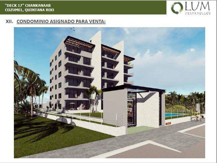Foto Departamento en Venta en  Zona Hotelera Sur,  Cozumel  DECK 17 CHANKANAAB... Últimos 5