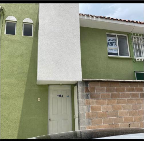 Foto Casa en condominio en Renta en  Toluca ,  Edo. de México  Casa en Renta en Fraccionamiento Ahuehuetes Toluca