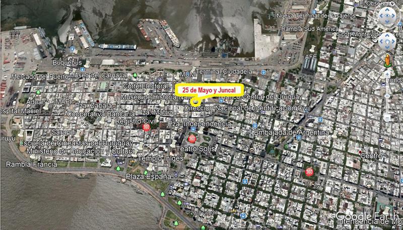 Foto Oficina en Alquiler en  Ciudad Vieja ,  Montevideo  25 de Mayo y Juncal - Nueva etapa en Imperium Building -