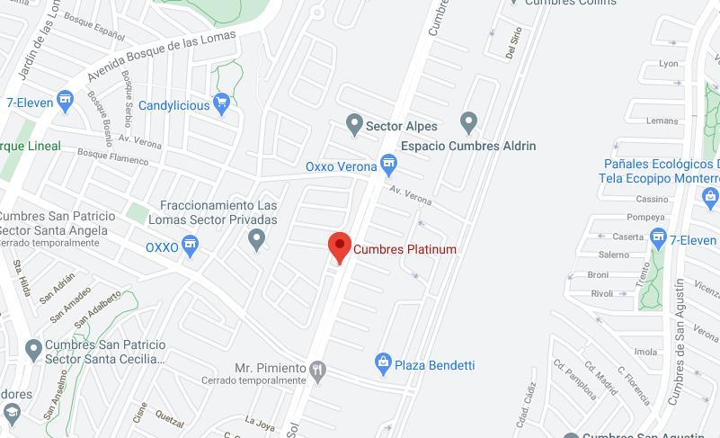 Foto Casa en Renta en  Cumbres Platino,  Monterrey  Cumbres Platinum