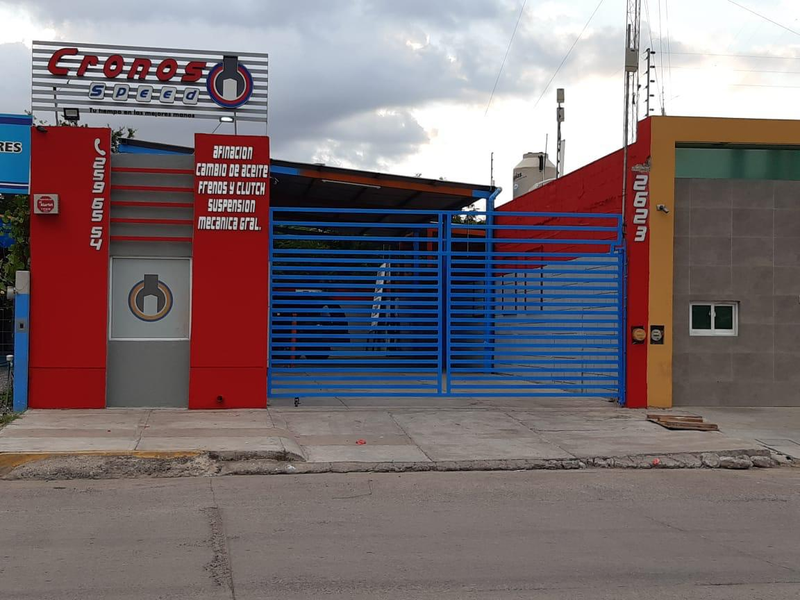 Foto Local en Venta en  4 de Marzo,  Culiacán  TALLER EN TRASPASO EN CULIACÁN