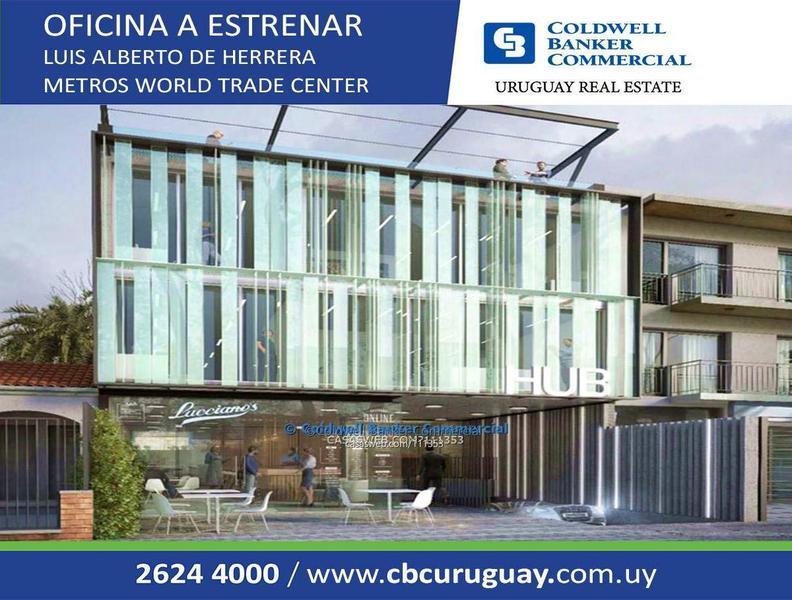 Foto Oficina en Venta en  Pocitos Nuevo ,  Montevideo  Pocitos Nuevo