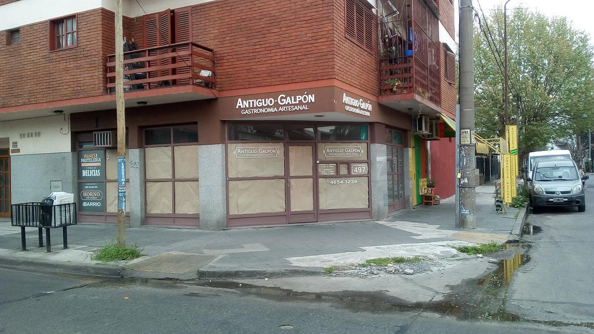 Foto Local en Alquiler en  Ramos Mejia,  La Matanza  Pueyrredon al 400