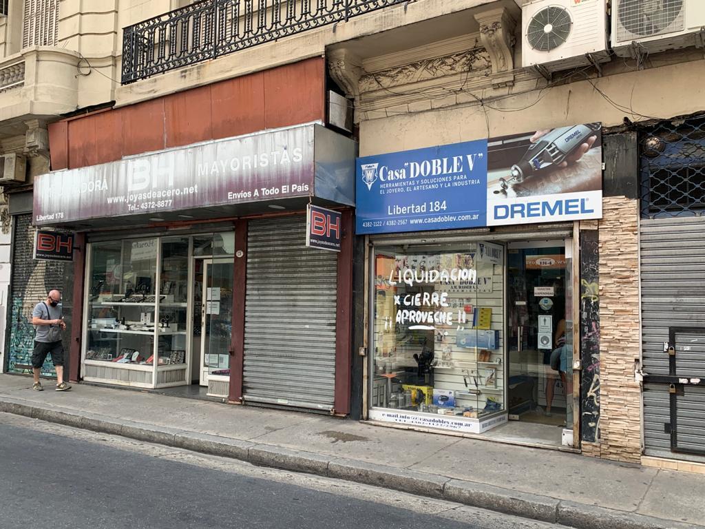 Foto Local en Alquiler en  Tribunales,  Centro (Capital Federal)  LIBERTAD 184