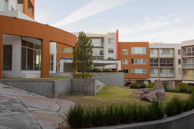 Foto Departamento en Renta en  Lomas del Tecnológico,  San Luis Potosí  DEPARTAMENTO AMUEBLADO EN RENTA EN LOMAS DEL TEC, SAN LUIS POTOSI