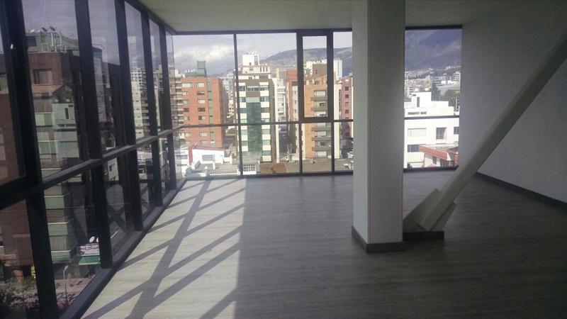 Foto Oficina en Venta en  Centro Norte,  Quito          QUITO, VENTA Y/O RENTA OFICINAS POR ESTRENAR AVDA SHYRIS MS