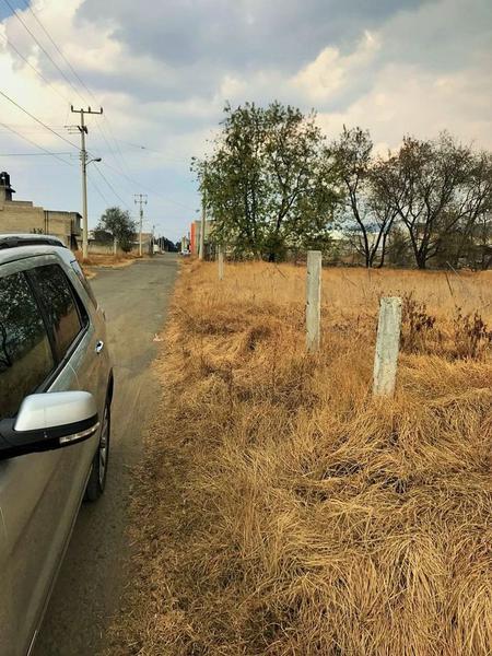 Foto Terreno en Venta en  Ejido la Campana,  Ocoyoacac  Carretera Toluca-Mexico Excelente terreno