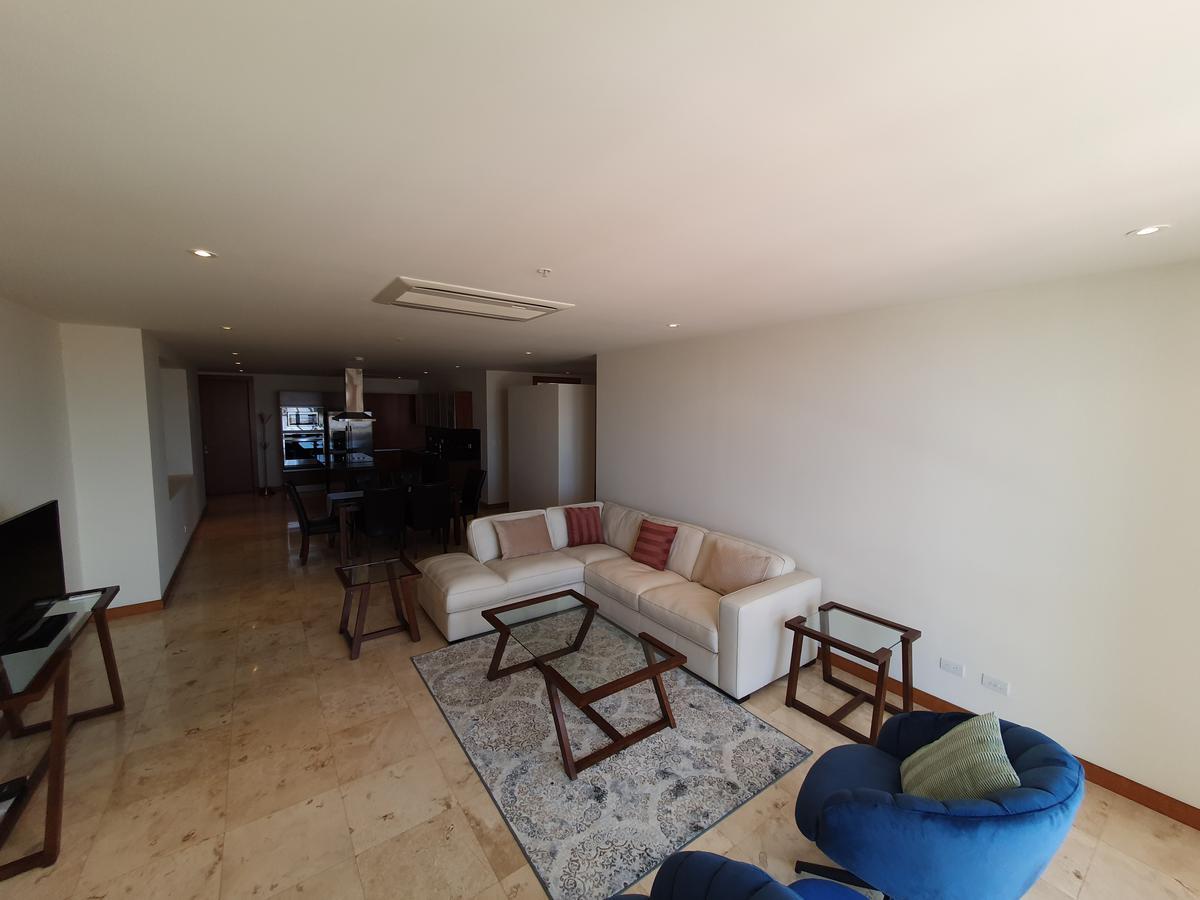 Foto Departamento en Renta | Venta en  Mata Redonda,  San José  Sabana / Piso 14 / Amueblado/ Vista