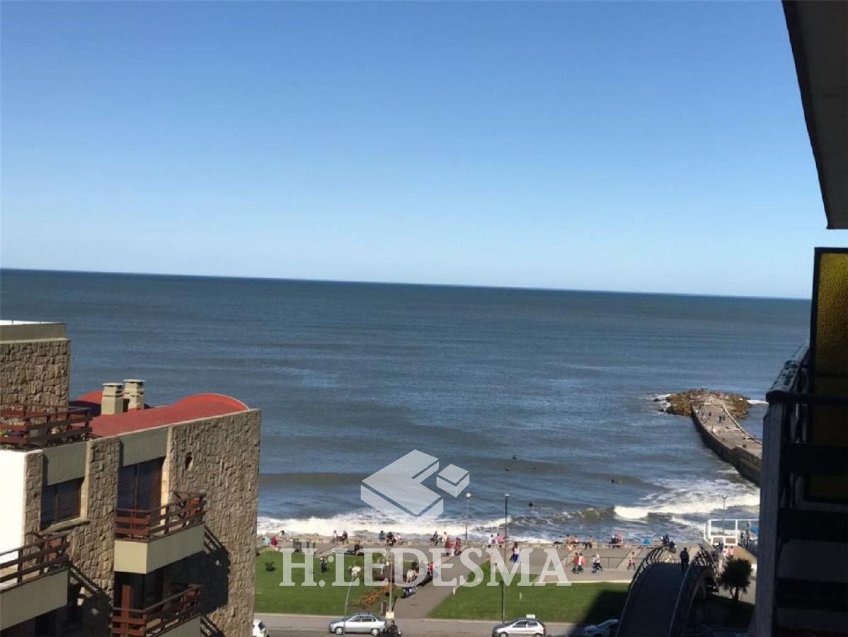 Foto Departamento en Venta en  La Perla Sur,  Mar Del Plata  9 DE JULIO 2300 * VISTA AL MAR