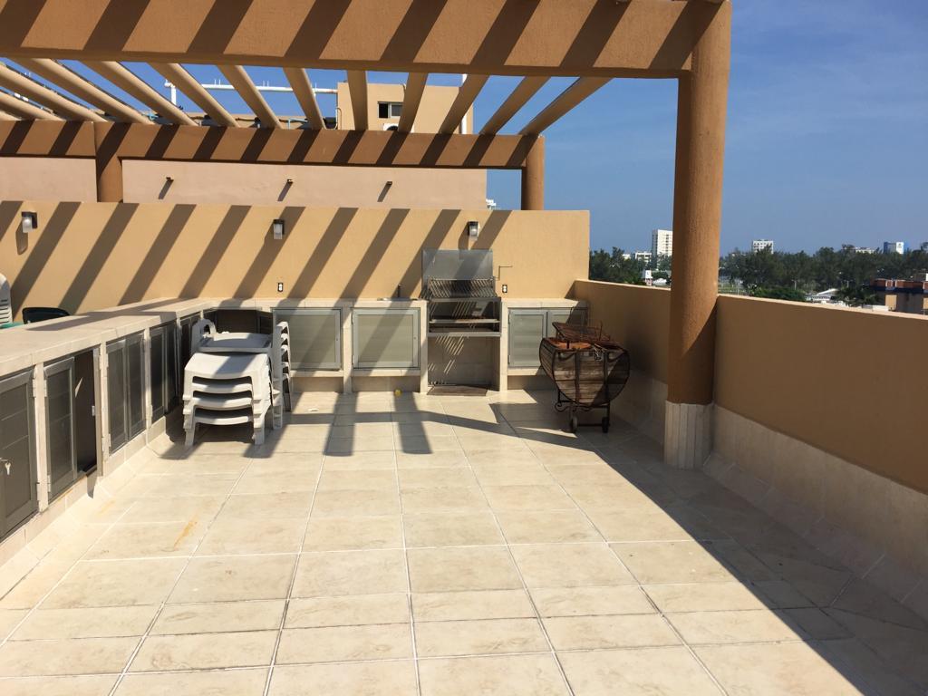 Foto Departamento en Renta en  Fraccionamiento Joyas de Mocambo (Granjas los Pinos),  Boca del Río  DEPARTAMENTO AMUEBLADO EN RENTA, BOCA DEL RÍO, VER.