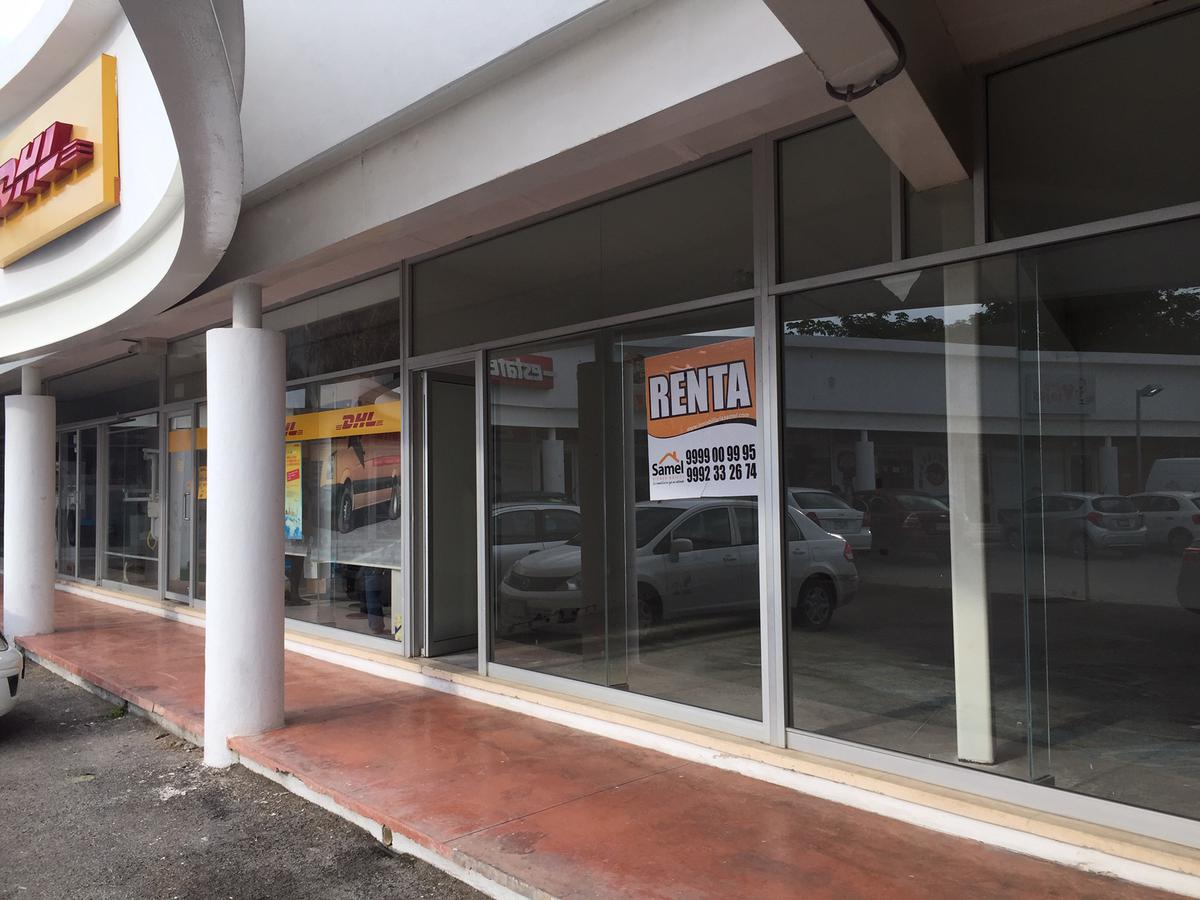 Foto Local en Renta en  Mérida ,  Yucatán  Local 12 Plaza Xtabay Zona Macroplaza
