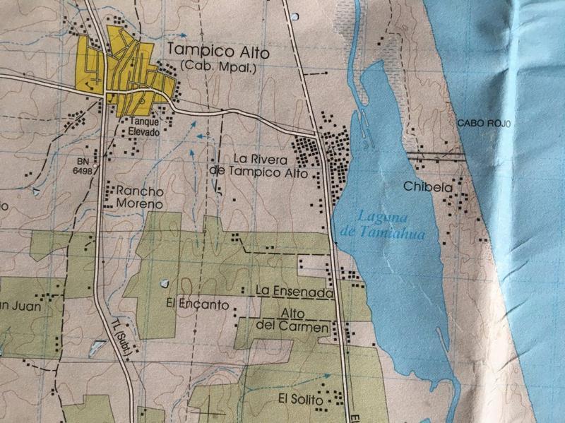 Foto Terreno en Venta en  Rancho o rancheria Cabo Rojo,  Tampico Alto  CTV1818E-285 Fracc. 68 Lote 45 Terreno
