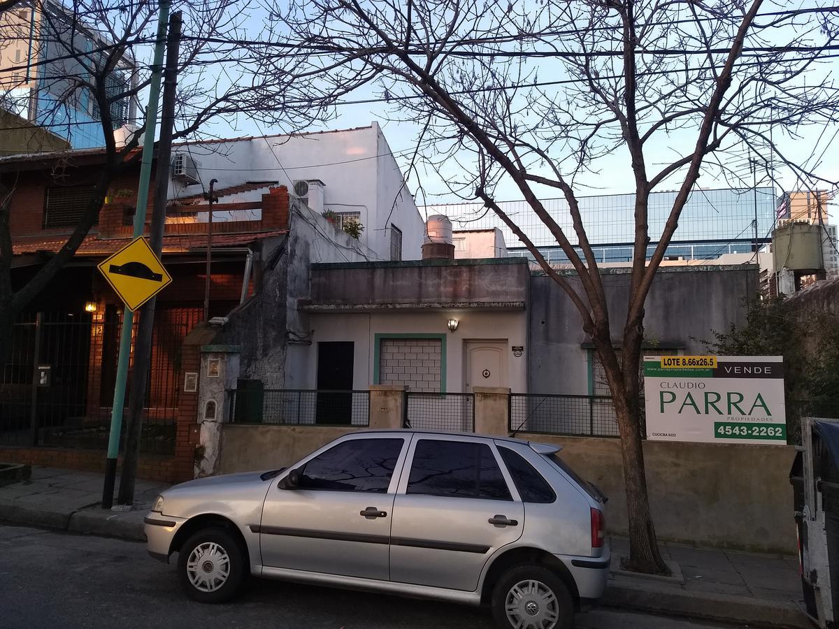 Foto Terreno en Venta en  Saavedra ,  Capital Federal  Plaza al 4700